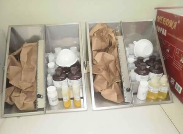Salinity kit - ofite testing