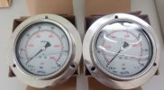 Pressure gauge liquid Wika